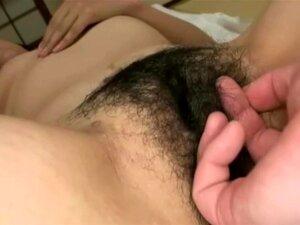 Esposa japonesa peluda