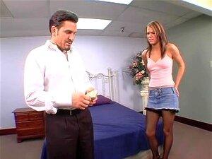 Addison Rose fazendo sexo por dinheiro