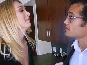 Natalia Starr in My Asshole For A Promotion -
