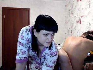 Amador louco e maduro na Webcam