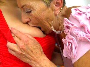 Lésbica caseira excitada, avó cena xxx,