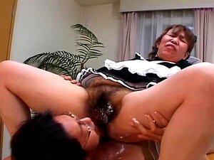 empregada japonesa peluda vovó!!!
