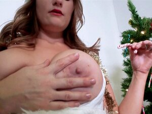 Allison Moore - boceta de Natal,