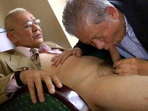 Velho japonês-gay