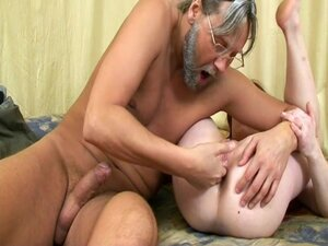 Young redhead makes this older guy cum hard -
