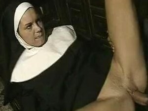 Nicolleta Axin Big tits Nun