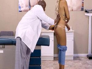 Latina MILF Bridgette B ass fucked by a black