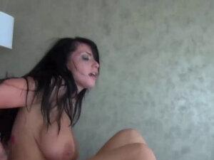 Doggy fucking a hot tattooed beautiful chick