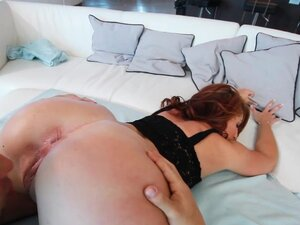 Savannah Fox in Is That Ass Real??, 44 inches of