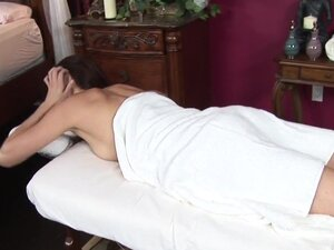 An Early Appointment, Sexy brunette Samantha has a
