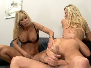 Two hot blondies will suck your dick!