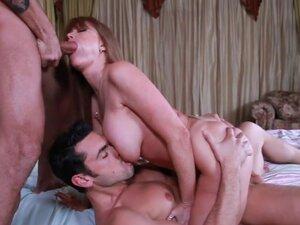 Darla Crane & Alan Stafford & Ryan Driller in My