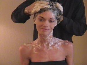 Shampoo and Shaving Cream hairwash