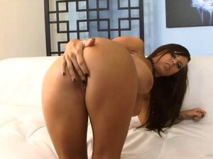 AMWF Latina Brandy Aniston interracial with Asian