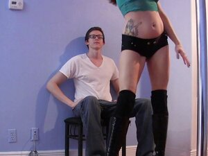 Lelu Love-Naked Lap Dance Handjob