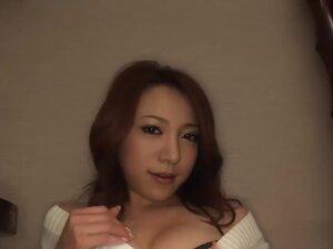 Subtitles - Japanese girl Kanako Tsuchiyo sucks