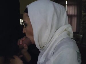 Soldier fucks arab first time For food and free
