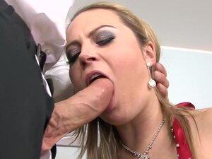 Crazy pornstar Alexis May in horny dp, brazilian