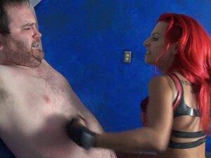 Cruel Beatdown Submission by Redhead Girl