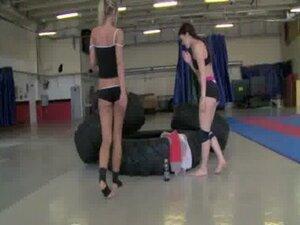 NudeFightClub presents Tiffany Doll vs Vanda Lust
