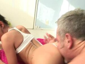 Teen Slut Getting Fucked By Old Man And Taking
