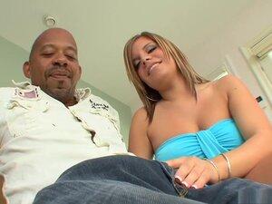 Amazing pornstar in fabulous interracial, facial