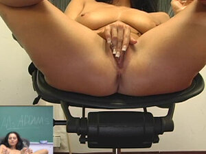 Student Ava Addams 2 fucking in the desk