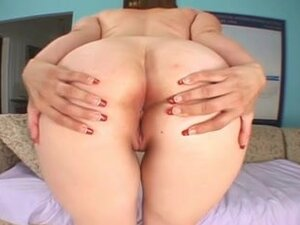 Fat Brunette Hair Doxy bonks and acquires a Facial