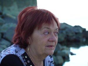 Redhead mature granny Marsha gets fucked like she