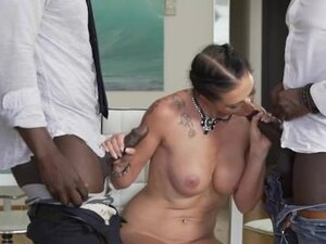 MILF Texas Patti Has Her First Interracial -