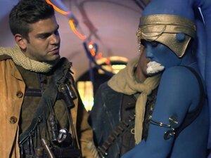Star Wars Underworld: A XXX Parody Scene 2, Slave