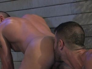 Tyler Wolf & Adam Killian in Hung Americans 1,