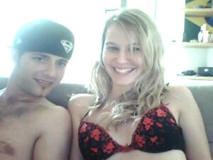 Teen couple hot fuck session on cam, The young