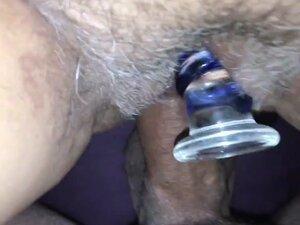 Double penetration   wet pussy sounds