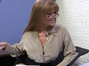 Old white slut Darla Crane fucked by BBC in the