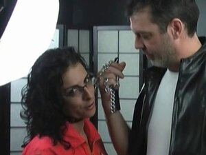 Bianca's whip and toy fetish fantasies