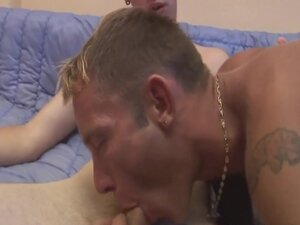 Gay tight hole gets pounded hard with hard big