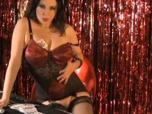 Fabulous pornstar Anastasia Pierce in horny solo