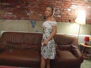Damn! Lovely Russian Home Video!, Guy fucks