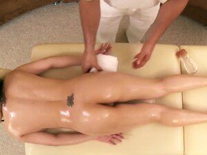 Oily Tits And Fuckable Feet, Sativa Rose noticed