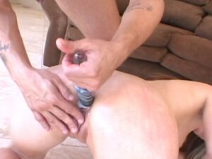 Anal submission with Harmony Rose