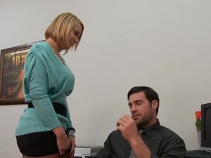 Mellanie Monroe & Charles Dera in Naughty