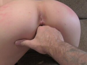 Rebecca in Hard Fucking for Sexy Ass Brunette -