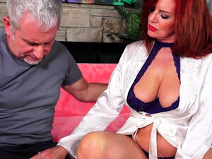 Mature Andi James Is Passionately Plowed