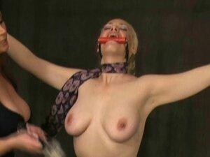 Christina Carter Whips Big Tit Blonde