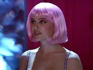 Hot Actress Natalie Portman Wearing a