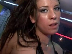 Group sex wild patty at ht club