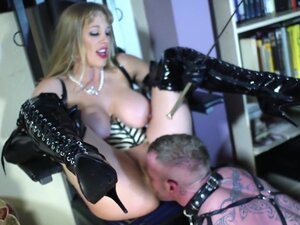 Mistress Moore And Her Manservant, As far as her