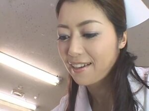 Beautiful asian  Nurse, One of the sexiest