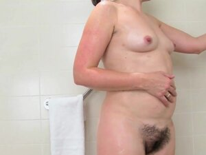 Francesca in Bathing Movie - AtkHairy, Nothing is